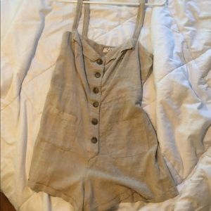 Urban Outfitters Romper (NEVER WORN)